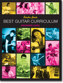 Sandra Joan's Best Guitar Curriculum
